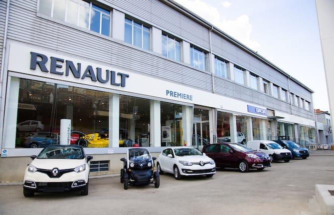 Renault e Dacia al Salone dell'Auto di Torino: che show