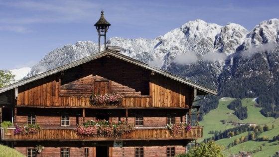 Tirolo austriaco a tutta natura