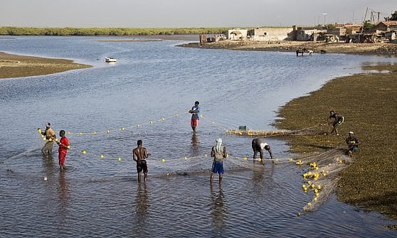 Spiagge, tramonti, piroghe. Magie dal Senegal