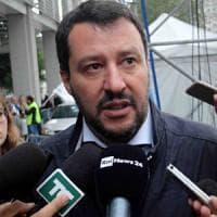 """Bankitalia, Salvini attacca Visco: """"Dovrebbe essere in galera"""""""