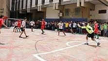 """Per i minori detenuti  del carcere di Roumieh una giornata di """"calcio  e di libertà""""  di MAURO POMPILI"""