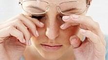 La caffeina diminuisce la stanchezza degli occhi