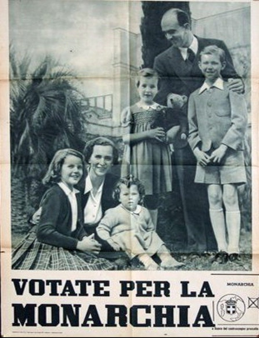 Storia di Anna, la ragazza simbolo della Repubblica Italiana