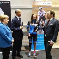 Denise Schindler, ai Giochi di Rio con la protesi 3D