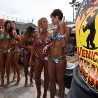 Tra muscoli e vintage: a Venice Beach sfilano i campioni del bodybuilding