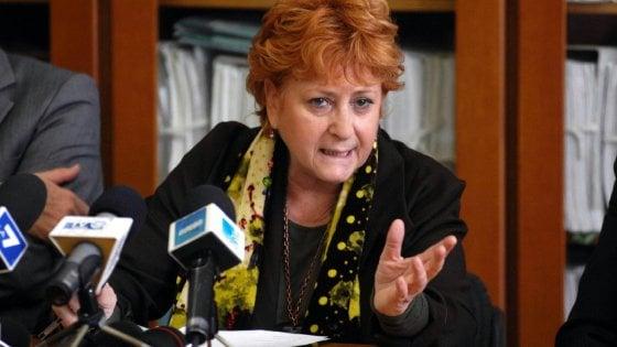 """Ilda Boccassini: """"Sì, Gomorra in tv è il male, ma spinge a cambiare"""""""