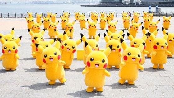 Pokemon, il caso: Pikachu cambia nome e Hong Kong si ribella