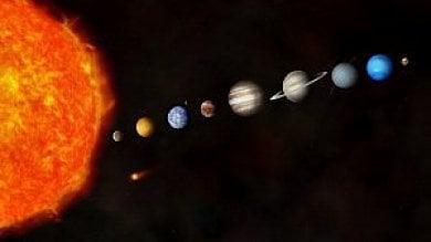 """Il Sole """"rubò"""" Pianeta 9 a un'altra stella"""