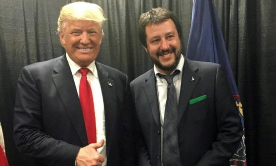 Salvini-Trump, il nuovo giallo delle mail