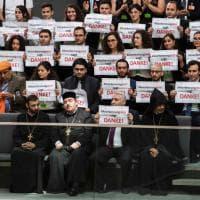Germania riconosce il genocidio armeno: il ''grazie'' degli attivisti, le proteste dei turchi
