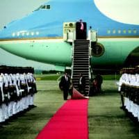 E se sull'Air Force One salisse