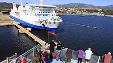 Corsica-Sardegna-Elba. In nave, e in un viaggio solo