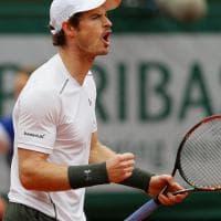 Tennis, Djokovic e Murray in finale al Roland Garros