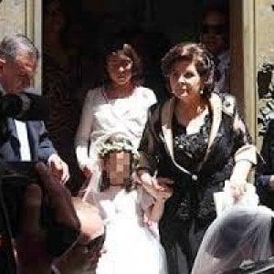 Corleone, L'inchino della processione a lady Riina
