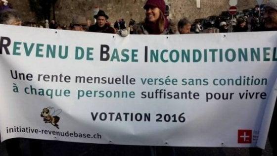 Referendum su reddito minimo per tutti: la Svizzera dice no