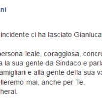 Addio a Gianluca Buonanno: il cordoglio sui social network