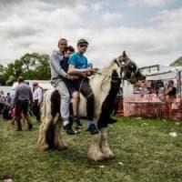Appleby Horse Fair, vita da nomadi: