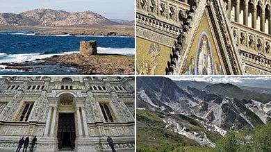 Se l'Italia perde colpi nella lista del patrimonio Unesco