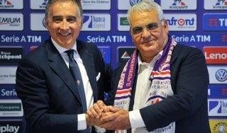 """Fiorentina, parte il Corvino-bis. """"Stavolta voglio un trofeo"""""""