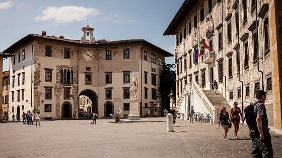 Pisa. Apre al pubblico la torre del Conte Ugolino