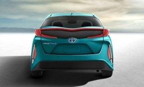 Toyota Prius Plug-in, inizia il secondo atto