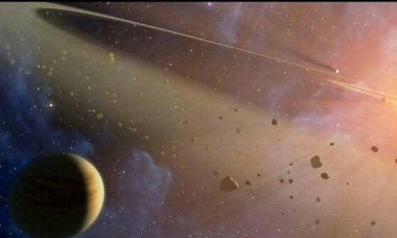 """Calabresi incontra Battiston e Bignami: """"La bambina che camminerà su Marte è già nata"""""""
