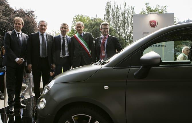 Salone dell'auto di Torino, FCA in prima fila