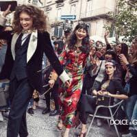 D&G portano un fotografo di guerra tra i vicoli di Napoli