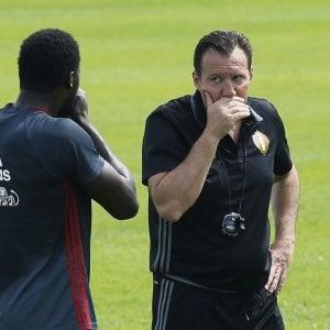 """Europei 2016,  Belgio aspetta l'Italia. Wilmots: """"Avrei preferito incontrare azzurri non alla prima partita"""""""