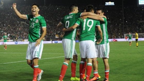 Coppa America, Messico batte anche Giamaica e va ai quarti di finale
