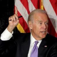 """Usa, l'appello di Biden ai potenti della terra: """"Lotta globale al cancro"""""""