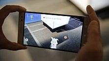 """Lenovo Phab2 PRO, smartphone """"aumentato"""" che vuole stupire /   Foto     Video  Cosa può fare"""