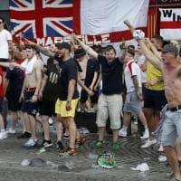 Europei 2016: ancora scontri a Marsiglia tra hooligan e polizia