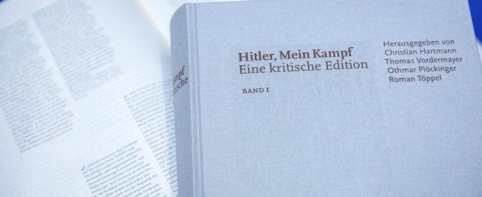 Ballottaggi, Mein Kampf in edicola un caso politico. Renzi e Boldrini criticano il Giornale