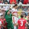 Albania-Svizzera 0-1: Schar stende la nazionale di De Biasi
