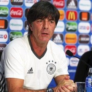 """Euro 2016, Germania; Loew: """"Ci serve l'intensità dell'Ucraina"""""""