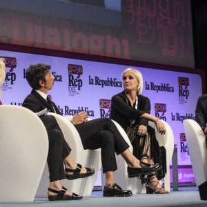 """RepIdee, Chiuri e Piccioli: """"L'Italia e la politica dalla moda devono cercare coraggio, non consenso"""""""