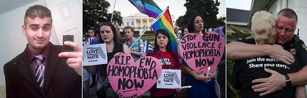 Orlando, rabbia e lacrime dopo la strage. Tra le vittime il giovane che inviò sms alla madre