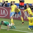 Irlanda-Svezia 1-1, un'autorete salva Ibra