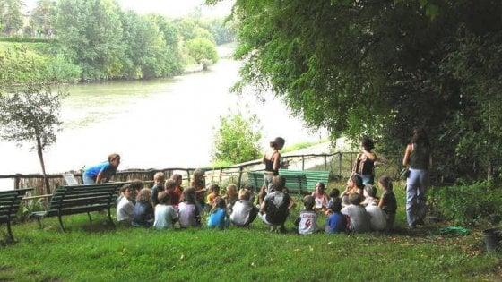 Caccia Al Tesoro Bambini 9 Anni : Family trekking foliage e caccia al tesoro a pietracamela mamma