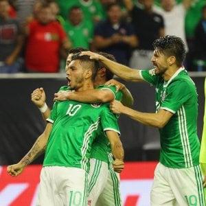 Coppa America, Messico pari con il Venezuela: evita l'Argentina ai quarti