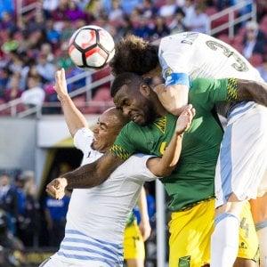 Coppa America, l'Uruguay supera la Giamaica 3-0 ma torna a casa