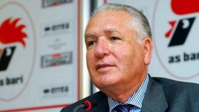 E' morto Vincenzo Matarrese: da Antonio Cassano al ct Conte, 28 anni da presidente del Bari