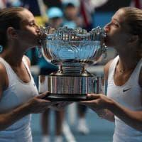 Tennis, Errani-Vinci di nuovo insieme a Rio per l'oro olimpico