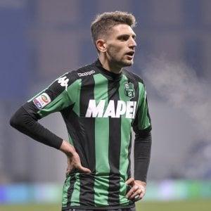 Juventus, Berardi slitta: resta un altro anno al Sassuolo