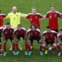 Austria-Ungheria, il film della partita