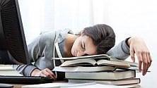 Come combattere  lo stress da esame