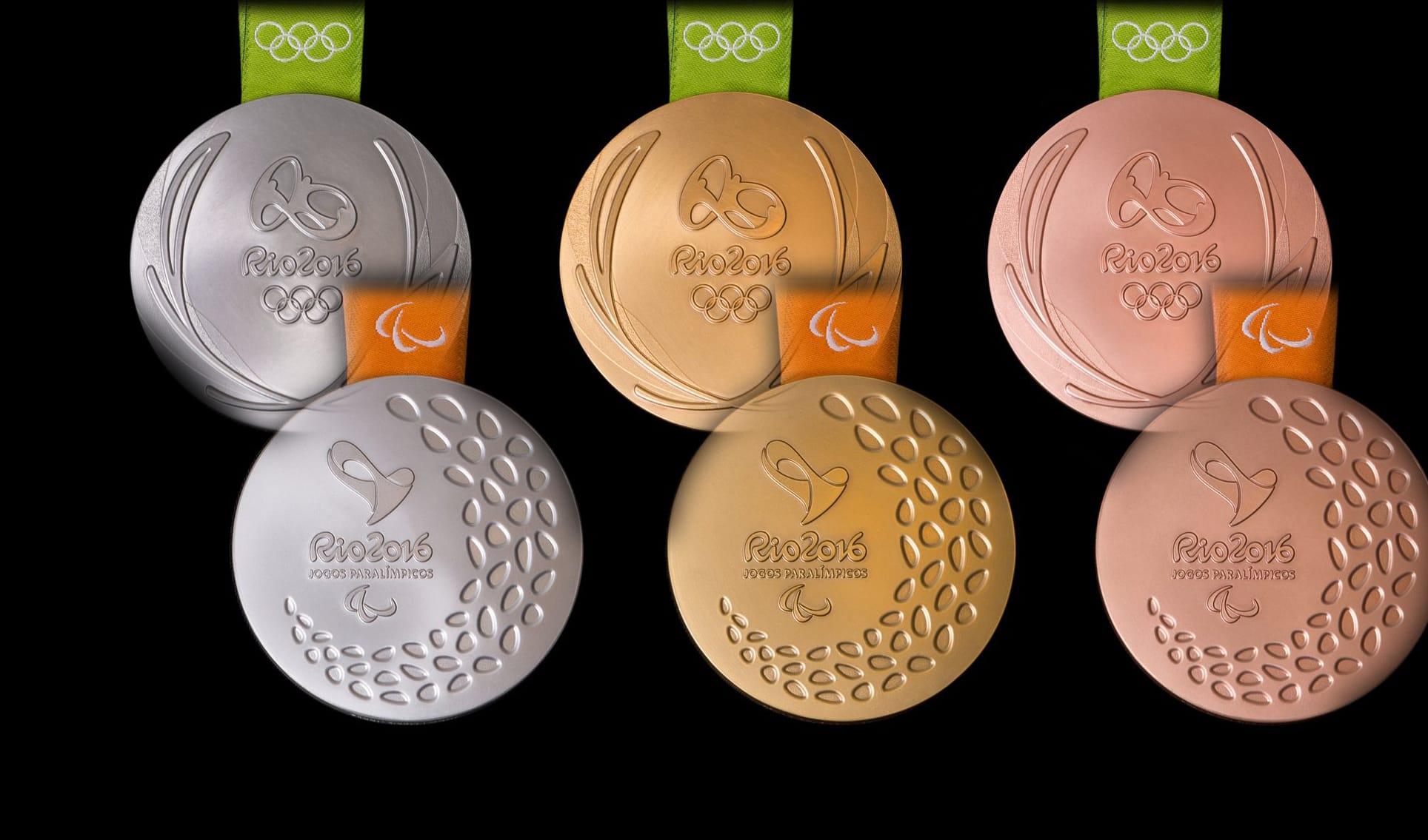 50 giorni a Rio ecco le Medaglie!
