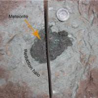 Scontro tra asteroidi e pioggia di meteoriti, quando sulla Terra prendeva forma la vita