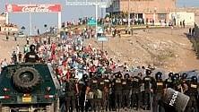 Il coro di lavoratori edili per le battaglie sindacali  anche a suon di musica   di GIULIA DE LUCA